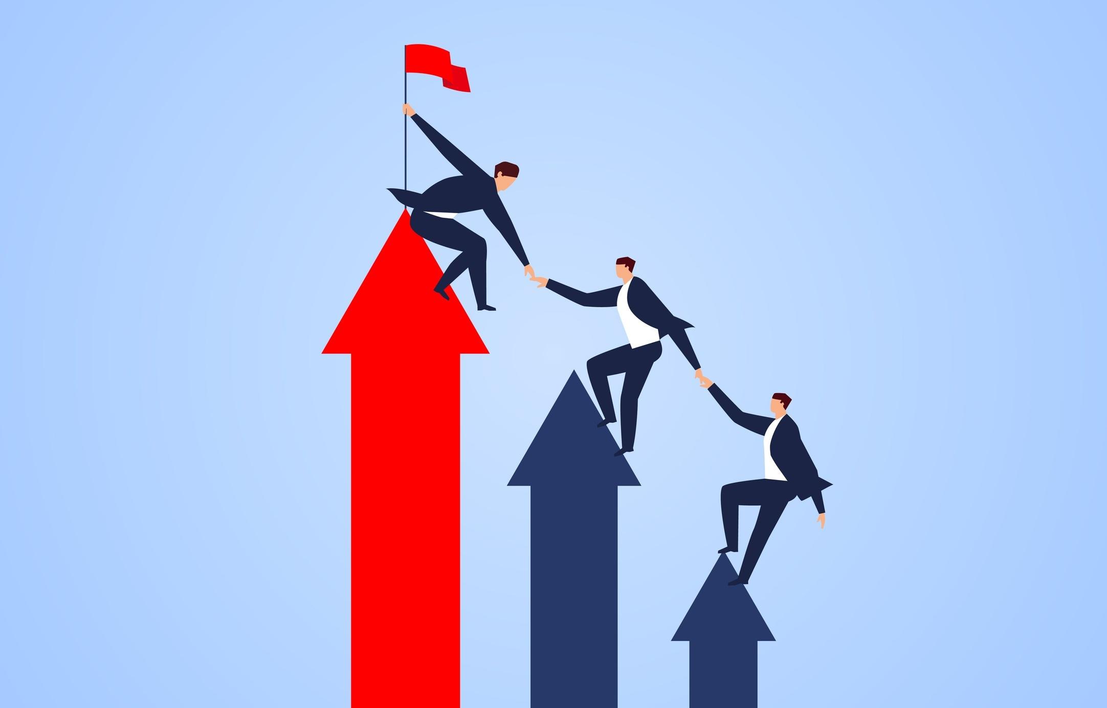 Proactive Sales Leader