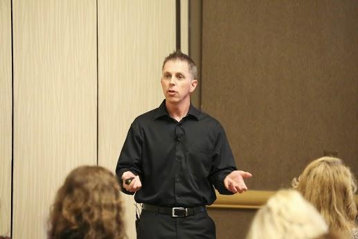 Shawn Casemore Keynote and Virtual Speaker